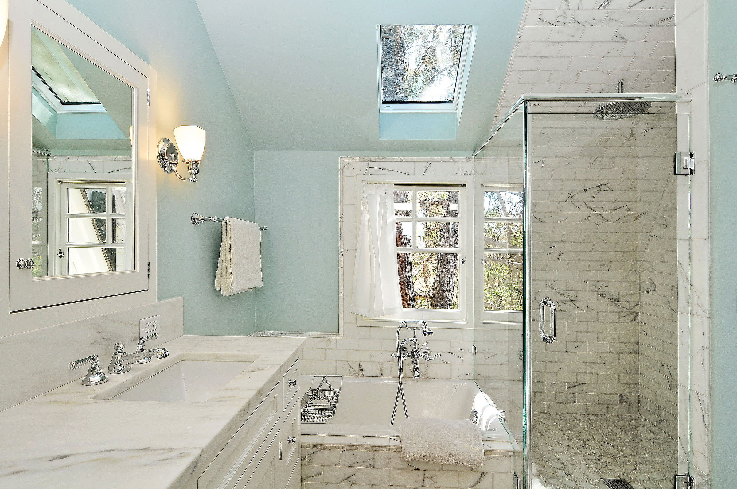 Re imagining an original jarvis architects for Bathroom ideas 1920s home